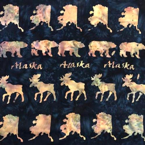 IB Batik Alaska Animals
