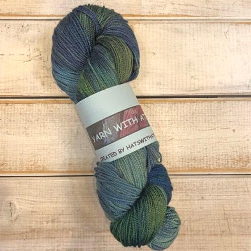 Yarn With Attitude-Greens
