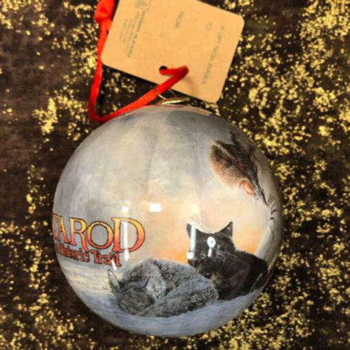 JVZ Iditarod Ornament