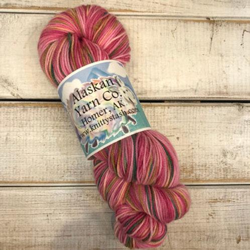 Alaskan Yarn Co. Fireweed