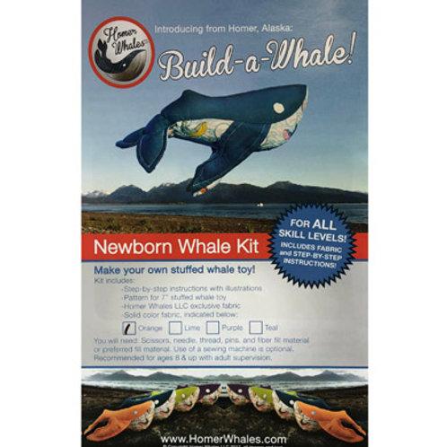 Build-a-Whale Pattern/Kit