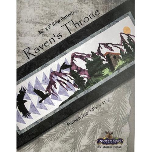 Raven's Throne Fabric Kit