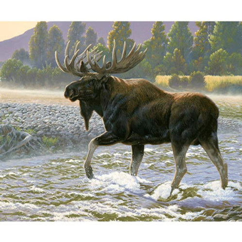 RB Nature's Finest Moose Panel
