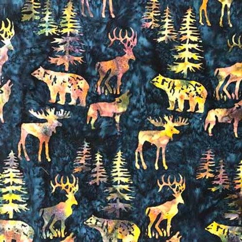 HF Batik Wildlife