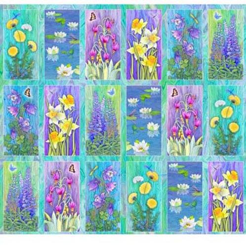 PB Nature's Garden Panel