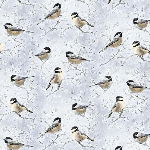 HF Winter's Wings - Chickadees