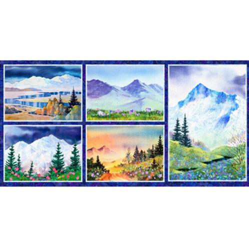 PB Majestic Mountain Panel