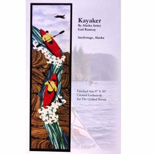 Kayaker Quilt Kit
