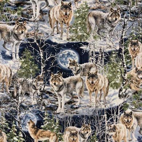 TT Nature-Wolves