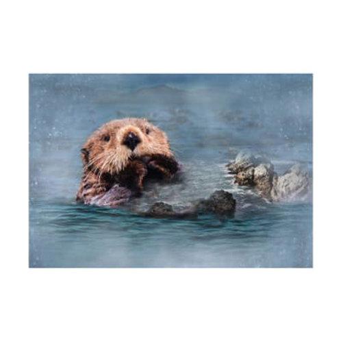 HF Call of the Wild Otter Panel