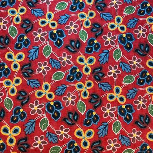 DT Embroidered Petals