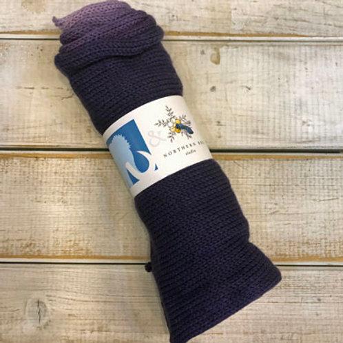 NB Sock Blanks-Purple