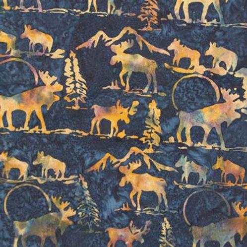 HF Batik Moose