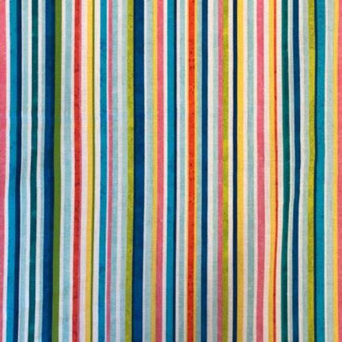 SE Blooming Ocean Digital Stripes