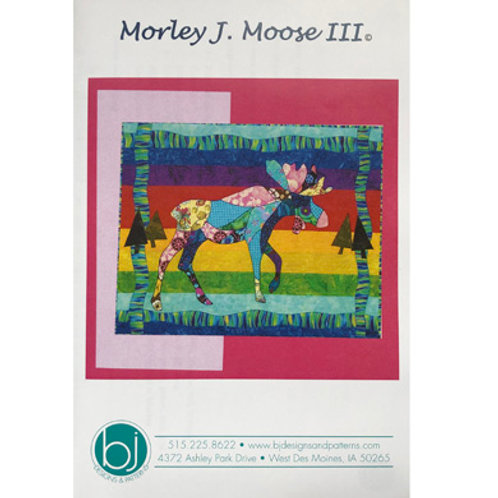 Marley J Moose III Pattern
