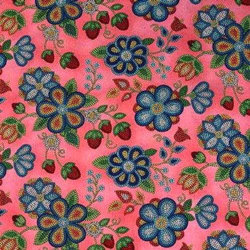 ES Beaded Flowers and Berries