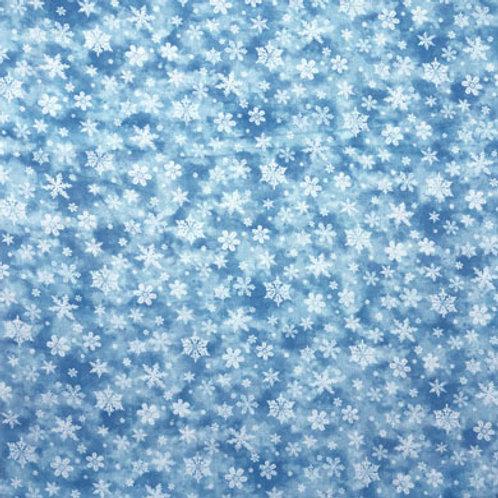 NC Christmas Woodland-Snowflakes