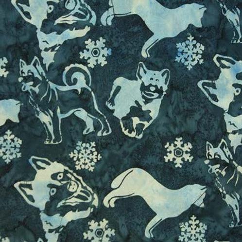 HF Batik Huskies