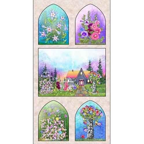 PB Garden Delight Panel