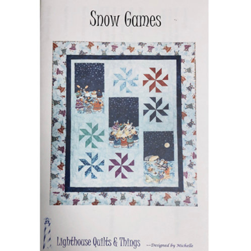 Snow Games Pattern