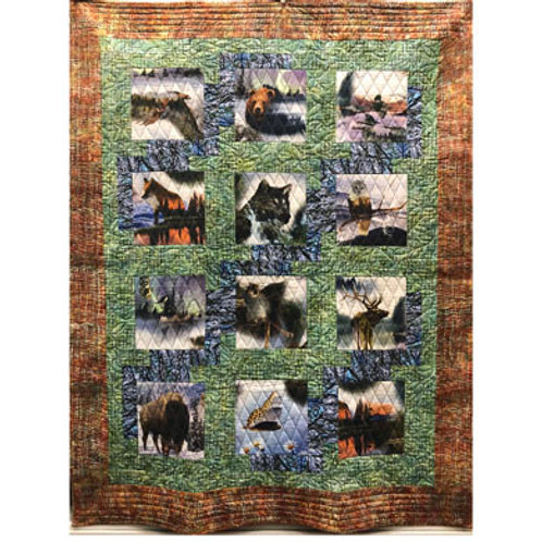 Nature's Path Quilt