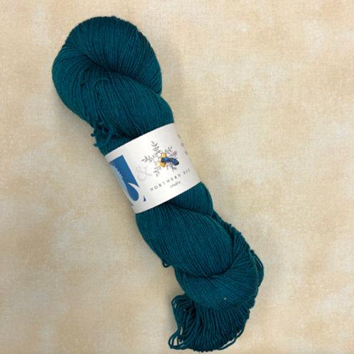 NB Yak Sock Yarn-Northern Bee Blue