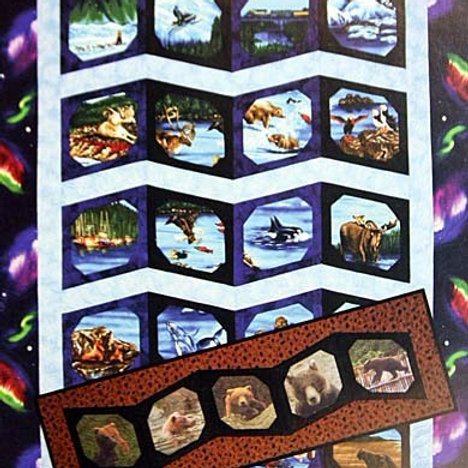 Alaska Photo Album Pattern