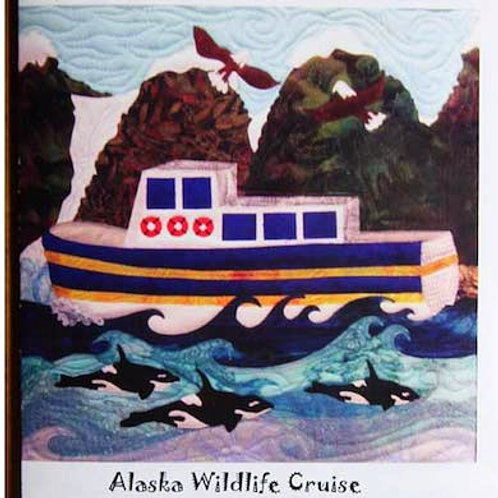 Alaska Wildlife Cruise Pattern