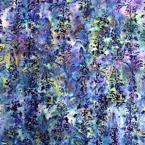 HF Batik Lupine and Fireweed