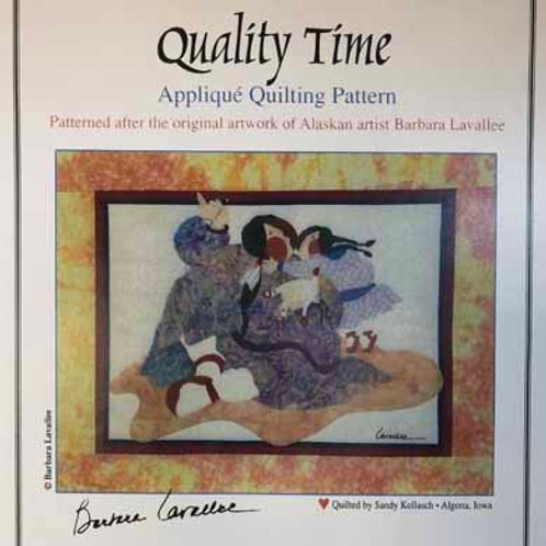 CT Quality Time Pattern