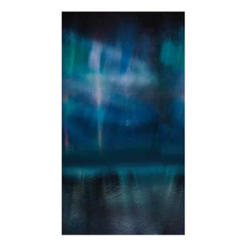 HF Aurora Silkscreen-Dusty Blue