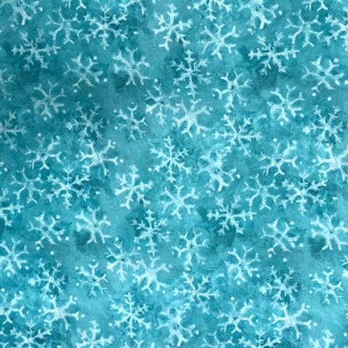 PB Santa's Siberians-Snowflakes