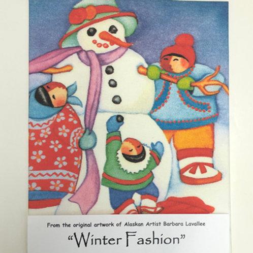 CT Winter Fashion Panel