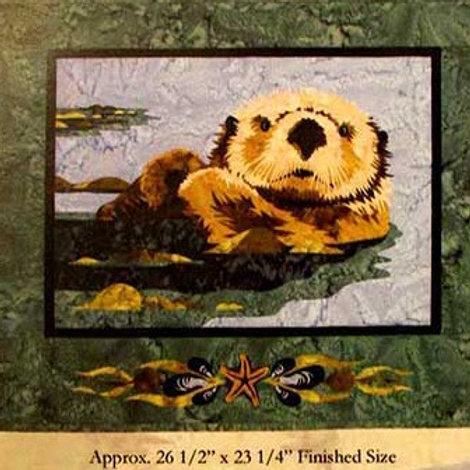 WF Sea Otter Pattern