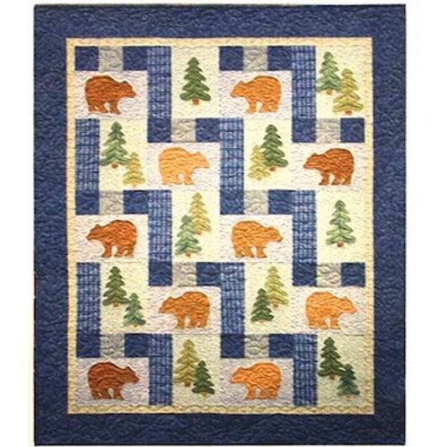 Cliffsbear for Babies Pattern