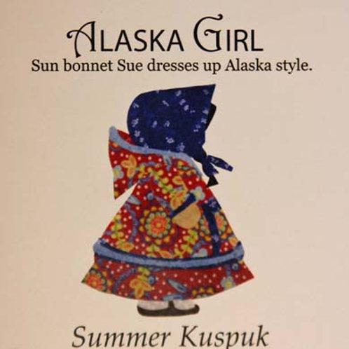 Alaska Girl (Summer Kuspuk) Pattern