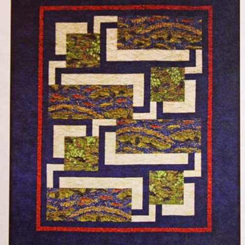 Swimming Home Quilt Kit