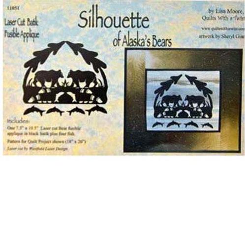 Silouette of Alaska's Bears