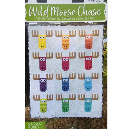 Wild Moose Chase Pattern