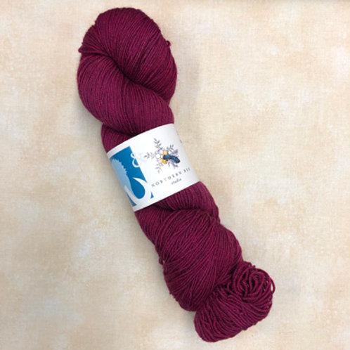 NB Yak Sock Yarn-Orchids