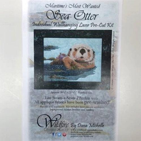 Sea Otter Laser Pre-Cut Kit