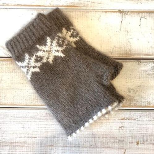 Qiviut Fingerless Gloves