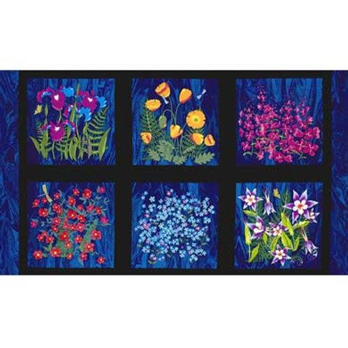 CW Wildflower Panel