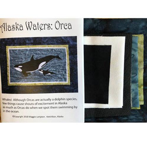 Alaska Waters: Orca
