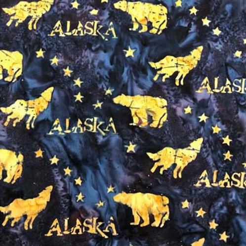 IB Batik Alaska Flag