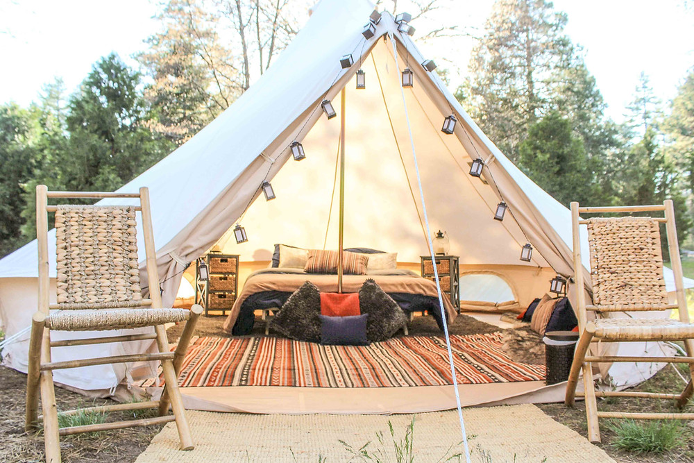 Alter Experiences, a glamping in Julian, CA