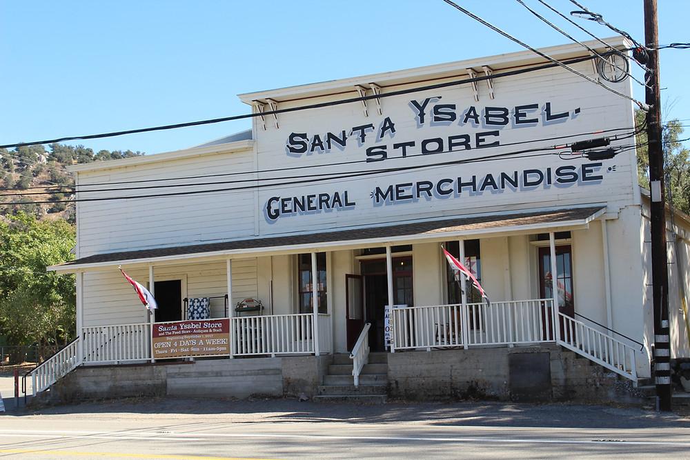 The Santa Ysabel General Store