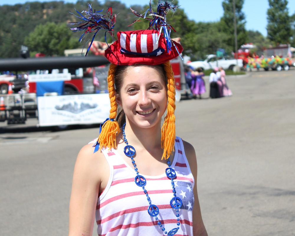 Julian 4th of July Parade