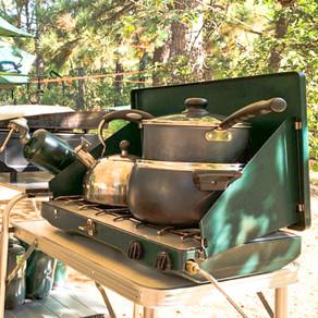 Camping Near Julian, CA