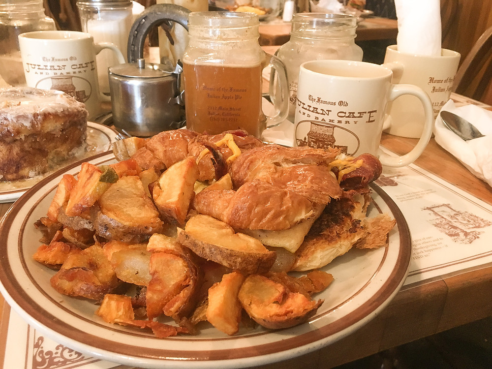 Julian Cafe | Places to eat in Julian, CA
